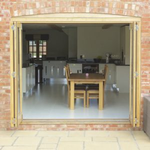 External Oak Bifold