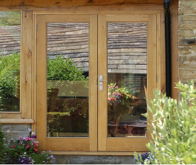 French Doors Oak Accoya And Hardwood Ranges Native Joinery